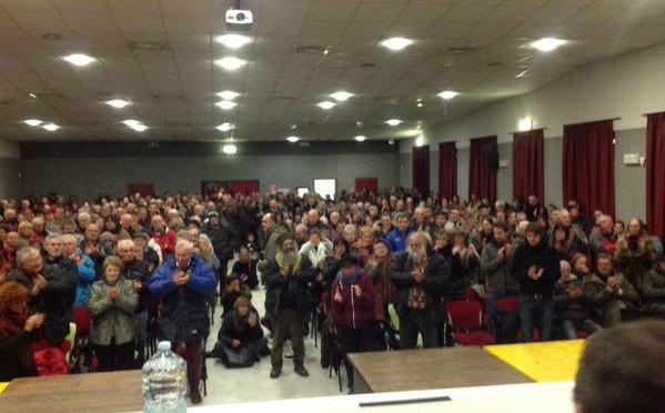E' pensare che credevano di farci paura…..il 21/02 tutti a Torino