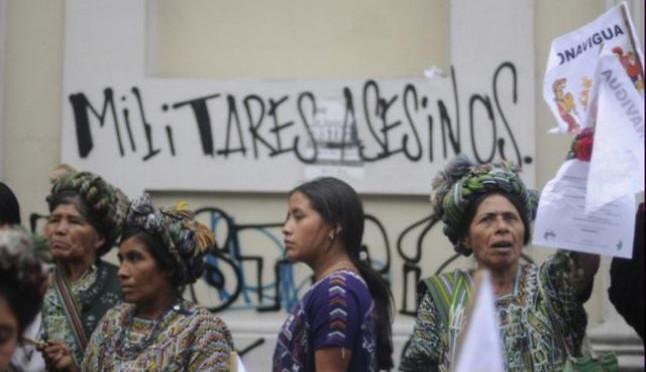 Dal genocidio all'organizzazione di comunità autonome