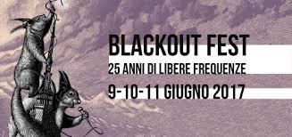 blackout fest #25: il programma