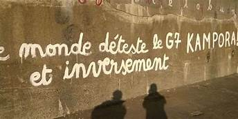 g7 di Biarritz