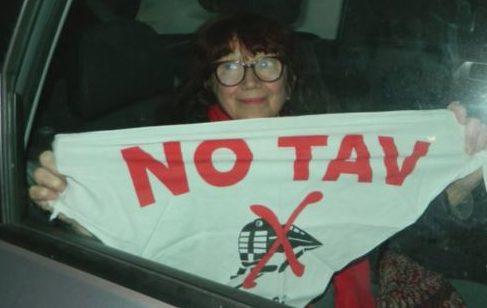 Nicoletta Dosio va in carcere